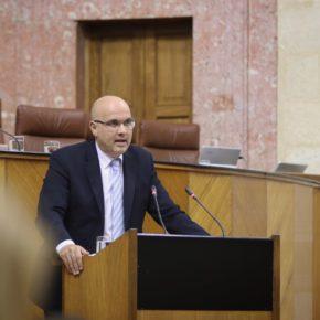 """Fernández: """"Granada dará un paso de gigante en sus infraestructuras gracias a los 103 millones del Gobierno andaluz"""""""