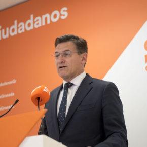 Ciudadanos trabajará para que la declaración de 'zona catastrófica' se extienda a toda la provincia de Granada