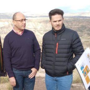 Los grupos municipales de Ciudadanos en Baza y Huéscar se unen a la petición para declarar 'zona catastrófica' sendas comarcas