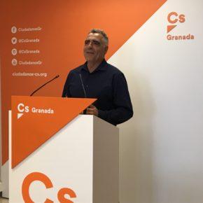"""Ciudadanos destaca su """"oposición útil"""" para """"desatascar"""" las obras del Centro de usos múltiples de Cúllar Vega, una década paradas"""