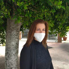 La exatleta profesional Carmen González se incorpora como nueva concejal de Ciudadanos en Salobreña