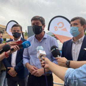 """Marín: """"Cs no puede consentir en Andalucía un gobierno del PSOE de Sánchez con Podemos ni un gobierno de PP con Vox"""""""