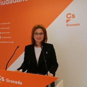 """Cs destaca el """"trabajo coordinado"""" de las Consejerías naranjas de Educación e Igualdad para ofrecer la """"máxima calidad educativa a los estudiantes granadinos"""""""
