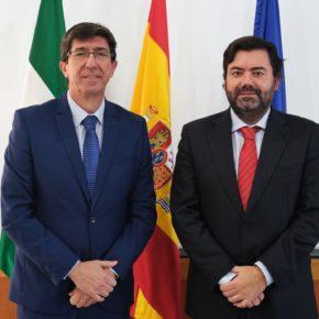 """López-Sidro: """"Ciudadanos afronta en Granada una nueva etapa ilusionante centrada en mejorar la economía familiar, el empleo y el bienestar de los granadinos"""""""
