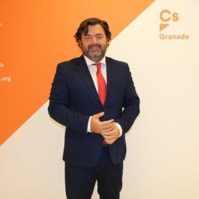 """López-Sidro: """"El Gobierno de Cs en la Junta consigue que más de 100 ayuntamientos granadinos puedan aliviar sus deudas para facilitar la recuperación económica"""""""