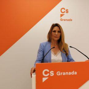 """Insúa: """"Cs saca de los cajones los beneficiarios de la dependencia que escondía el PSOE y logra un récord histórico de usuarios en Granada"""""""